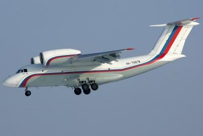 Photo Illustration - Antonov An-72