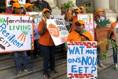 City of Cape Town, Farmers Face Off in South African Court