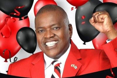 Mokgweetsi Masisi, le président sortant gagne les élections au Ghana