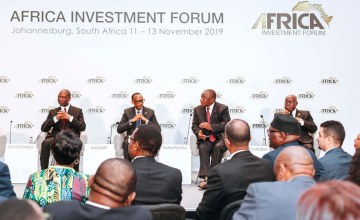 The 2019 Africa Investment Forum Kicks Off