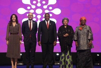 Ouverture officielle de la Conférence Internationale sur Population et Développement (CIPD 25), le 12 Novembre 2019 à Nairobi, Kenya