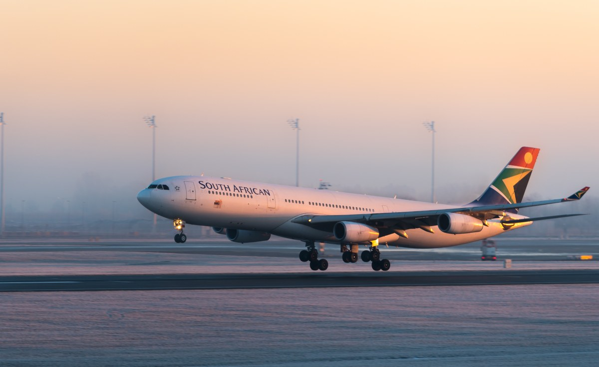 Ministers Defend Bailout for Embattled South African Airline