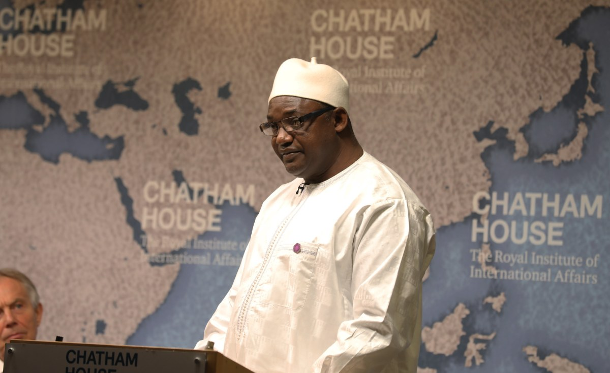 Will Gambian President Stick to Coalition Promise?