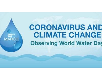 World Water Day 2020 - March 22 Journéé mondiale de l'eau - 22 mars