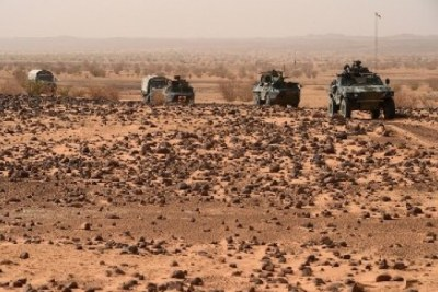 Military in the Sahel (file photo).