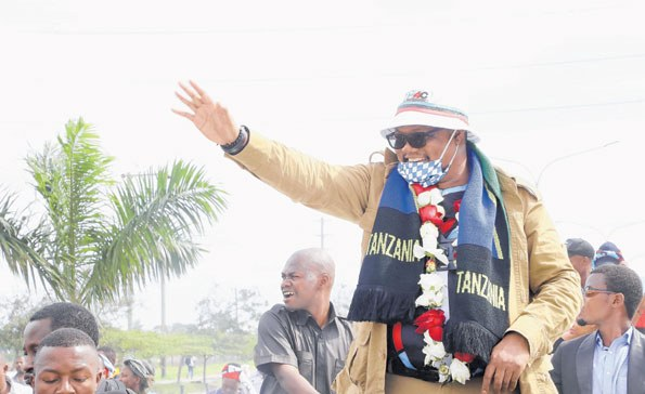 Tanzania: Director of Public Prosecutions Sets Free Lissu and Two Journalists thumbnail