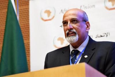 Professor Salim Abdool Karim (file photo).
