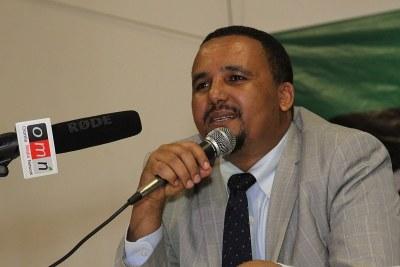 Jawar Mohammed est un journaliste et militant éthiopien