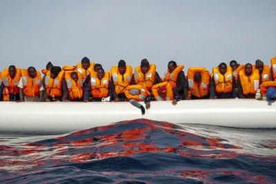 Plus de 16 500 migrants ont traversé la mer Méditerranée pour rejoindre l'Europe au cours des quatre premiers mois de 2021.
