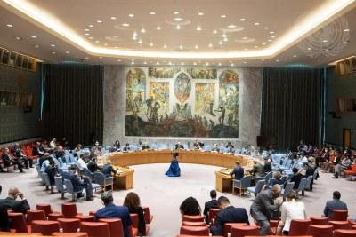 Le Conseil de sécurité se réunit sur la situation en Libye
