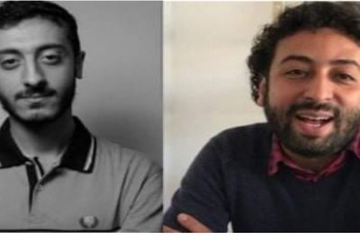 Les journalistes Omar Radi et Imad Stitou.