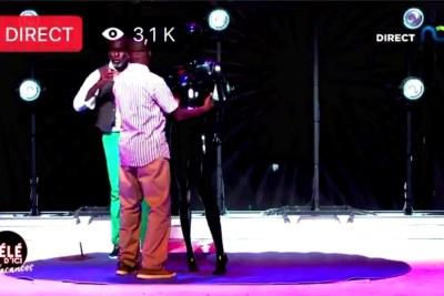 Capture d'écran de l'émission de NCI qui suscite la polémique.