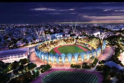 Après 20 mois de travaux, le Stade Barea Mahamasina a été inauguré samedi 4 septembre. Un joyau architectural qui peut accueillir près de 40 000 spectateurs.