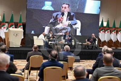 Conférence organisée, dimanche à Alger, à l'occasion de la commémoration du 60e anniversaire des massacres du 17 octobre 1961.