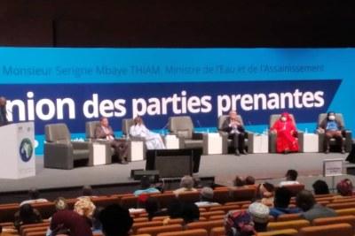 2ème Réunion des Parties prenantes du 9ème Sommet Mondial de l'Eau, les 14 et 15 Octobre 2021 à Diamniadio
